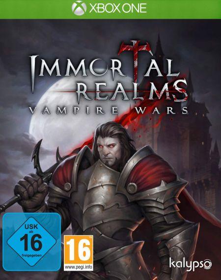 Echanger le jeu Immortal Realms: Vampire Wars sur Xbox One