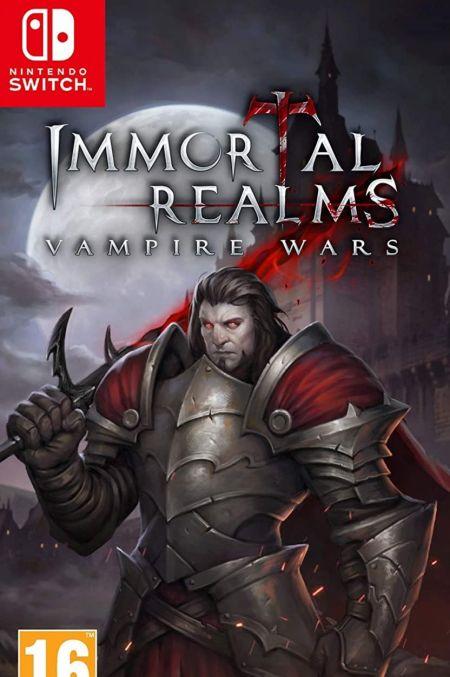 Echanger le jeu Immortal Realms: Vampire Wars sur Switch