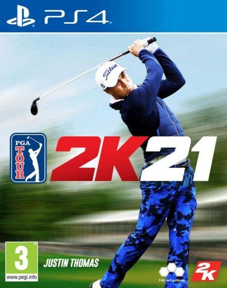 Echanger le jeu PGA Tour 2K21 sur PS4