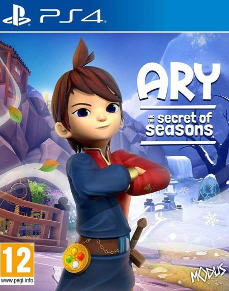 Echanger le jeu Ary and the Secret of Seasons sur PS4