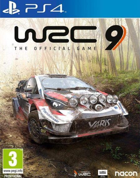 Echanger le jeu WRC 9 sur PS4