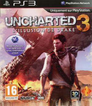 Uncharted 3 - L'illusion de Drake - PlayStation 3