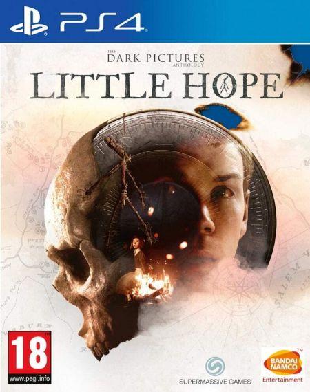 Echanger le jeu The Dark Pictures: Little Hope sur PS4