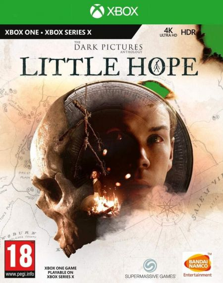 Echanger le jeu The Dark Pictures: Little Hope sur Xbox One