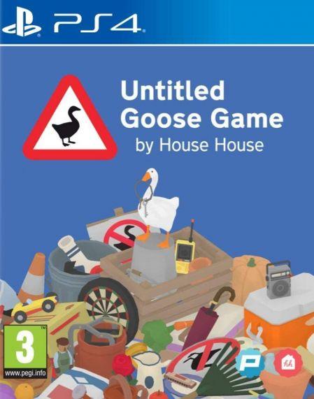 Echanger le jeu Untitled Goose Game sur PS4