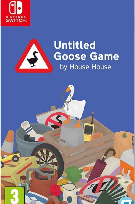 Echanger le jeu Untitled Goose Game sur Switch