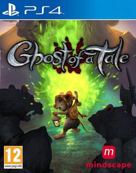 Echanger le jeu Ghost of a Tale sur PS4