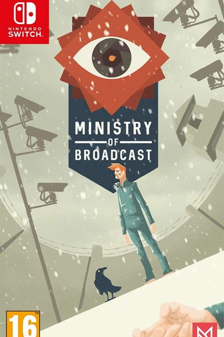 Echanger le jeu Ministry of Broadcast sur Switch