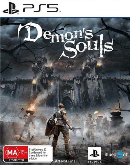 Echanger le jeu Demon's Souls Remake sur PS5