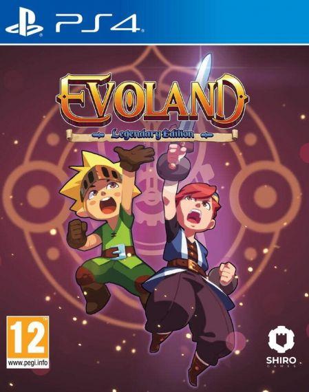 Echanger le jeu Evoland - Legendary Edition sur PS4