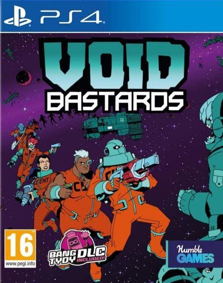 Echanger le jeu Void Bastards sur PS4