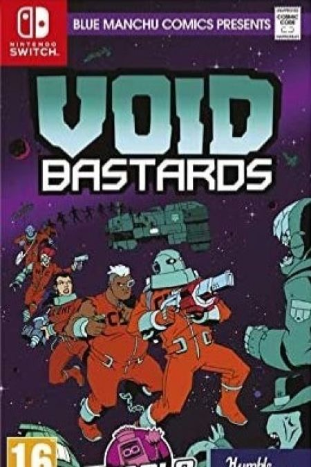 Echanger le jeu Void Bastards sur Switch