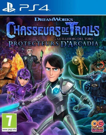 Echanger le jeu Chasseurs de Trolls - Protecteurs d'Arcadia sur PS4