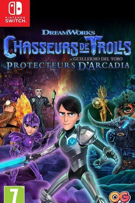 Echanger le jeu Chasseurs de Trolls - Protecteurs d'Arcadia sur Switch