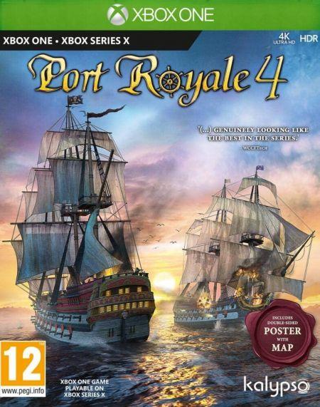 Echanger le jeu Port Royale 4 sur Xbox One