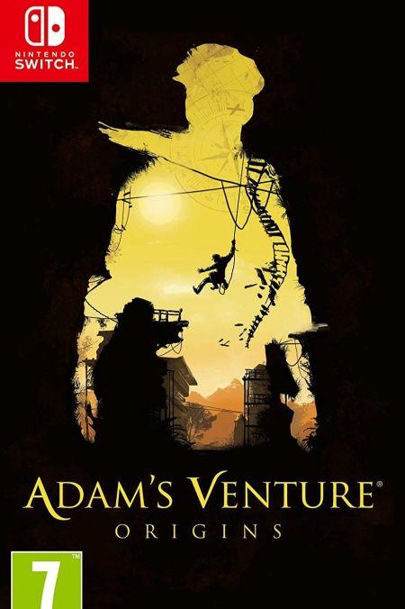 Echanger le jeu Adam's Venture Origins sur Switch