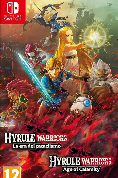 Echanger le jeu Hyrule Warriors - L'ere du Fleau sur Switch