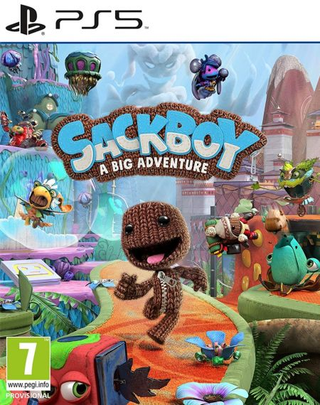 Echanger le jeu Sack Boy A Big Adventure sur PS5