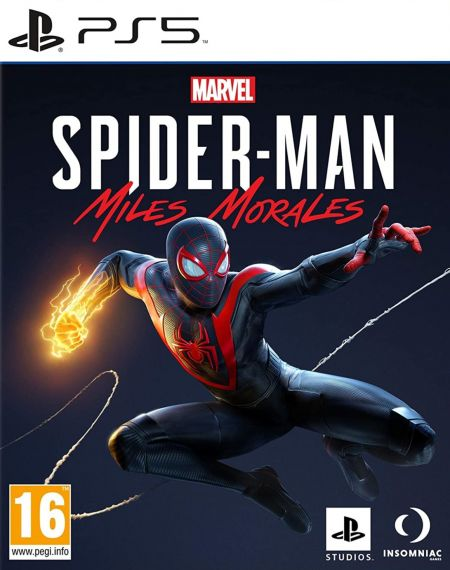 Echanger le jeu Marvel's Spider-Man: Miles Morales sur PS5