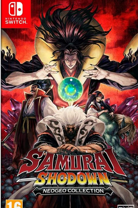 Echanger le jeu Samurai Shodown NeoGeo Collection sur Switch