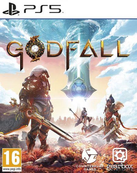 Echanger le jeu Godfall (Exclusivement en Ligne) sur PS5