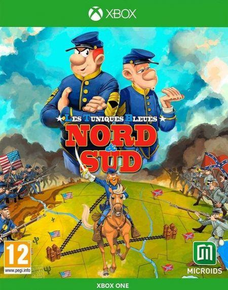 Echanger le jeu Les Tuniques Bleues Nord & Sud sur Xbox One