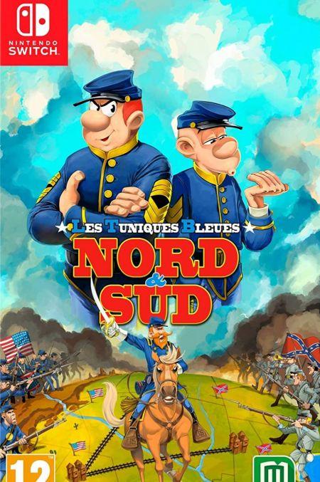 Echanger le jeu Les Tuniques Bleues Nord & Sud sur Switch