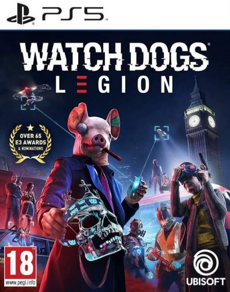 Echanger le jeu Watch Dogs Legion sur PS5
