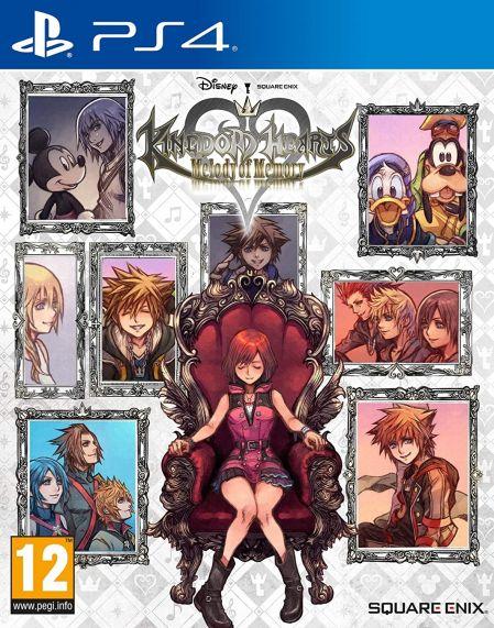 Echanger le jeu Kingdom Hearts Melody of Memory sur PS4