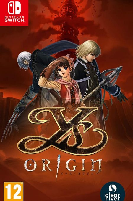 Echanger le jeu YS Origin sur Switch