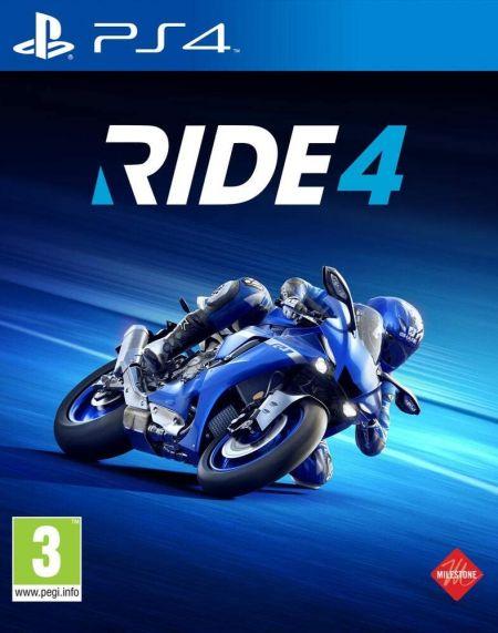 Echanger le jeu Ride 4 sur PS4