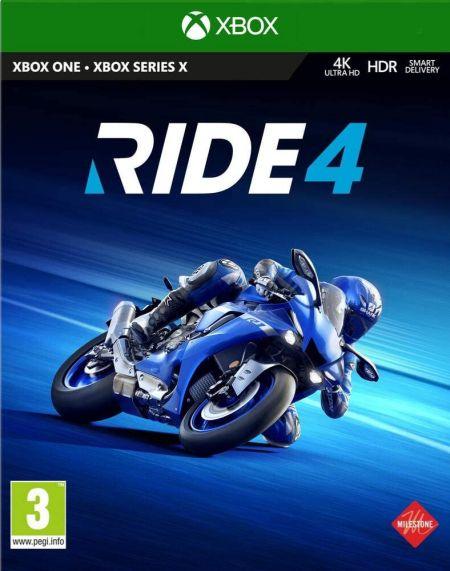Echanger le jeu Ride 4 sur Xbox One