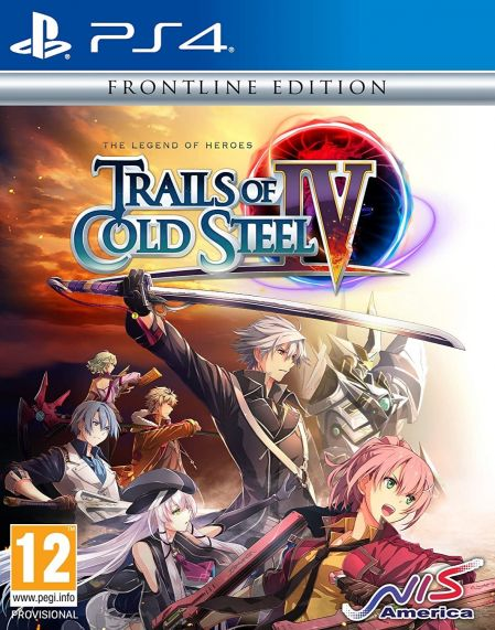 Echanger le jeu The Legend Of Heroes : Trails Of Cold Steel IV sur PS4