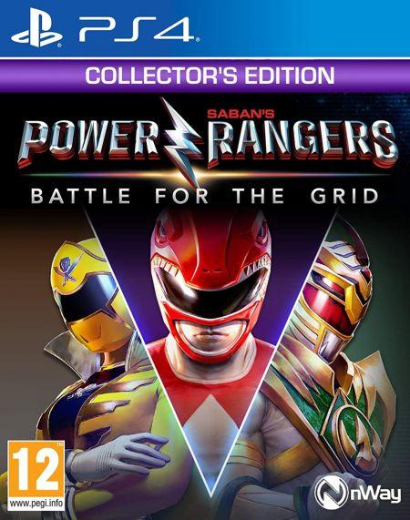 Echanger le jeu Power Rangers Battle for the Grid sur PS4