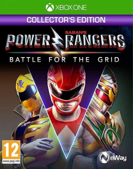 Echanger le jeu Power Rangers Battle for the Grid sur Xbox One