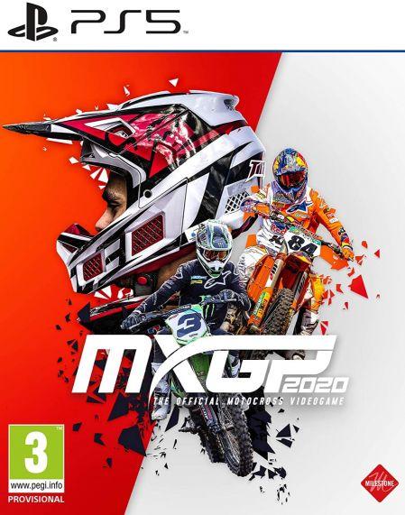Echanger le jeu MXGP 2020 sur PS5