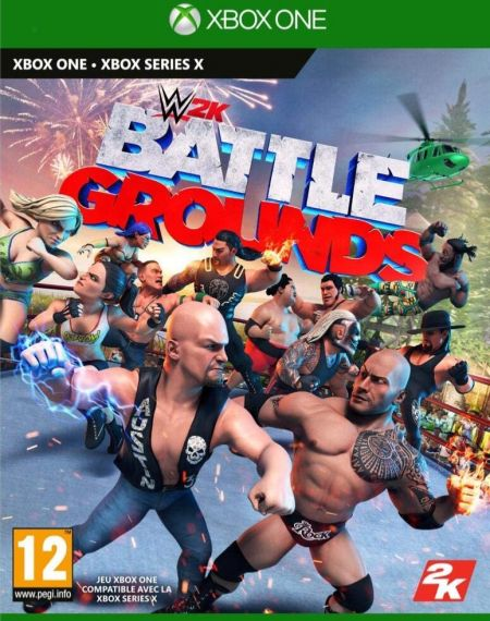 Echanger le jeu WWE Battlegrounds sur Xbox One