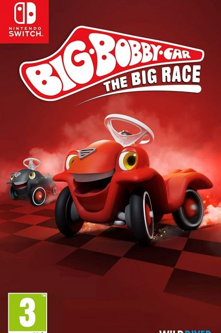 Echanger le jeu Big Bobby Car - The Big Race sur Switch