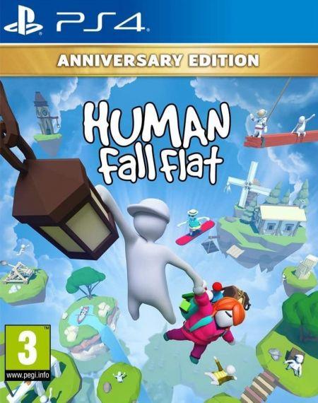 Echanger le jeu Human Fall Flat - Anniversary Edition sur PS4