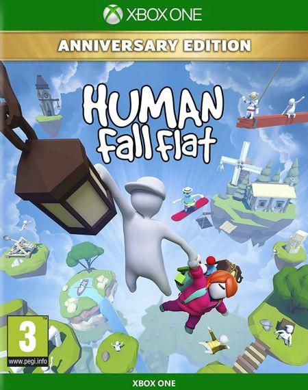 Echanger le jeu Human Fall Flat - Anniversary Edition sur Xbox One