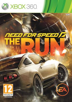Echanger le jeu Need for Speed The Run sur Xbox 360