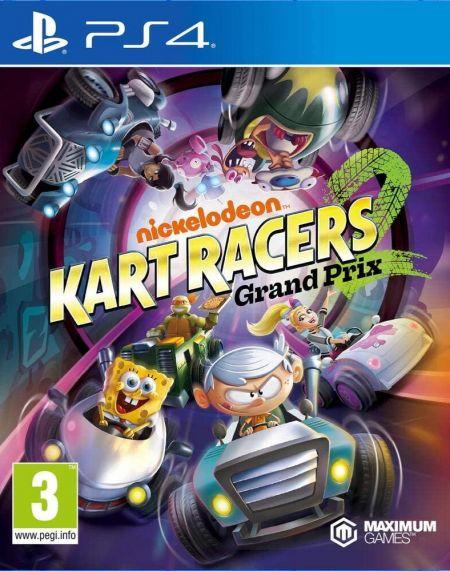 Echanger le jeu Nickelodeon Kart Racers 2: Grand Prix sur PS4