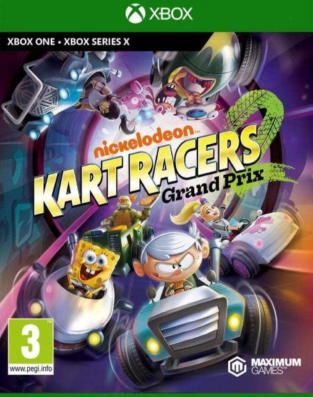 Echanger le jeu Nickelodeon Kart Racers 2: Grand Prix sur Xbox One