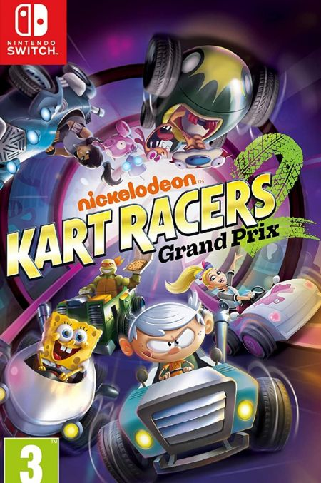 Echanger le jeu Nickelodeon Kart Racers 2: Grand Prix sur Switch