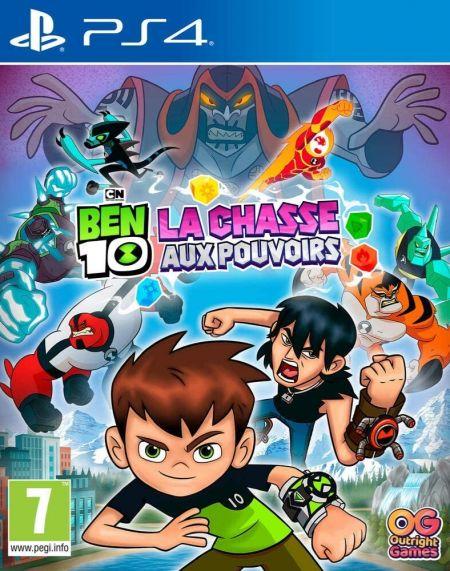 Echanger le jeu Ben 10 - La Chasse aux Pouvoirs sur PS4