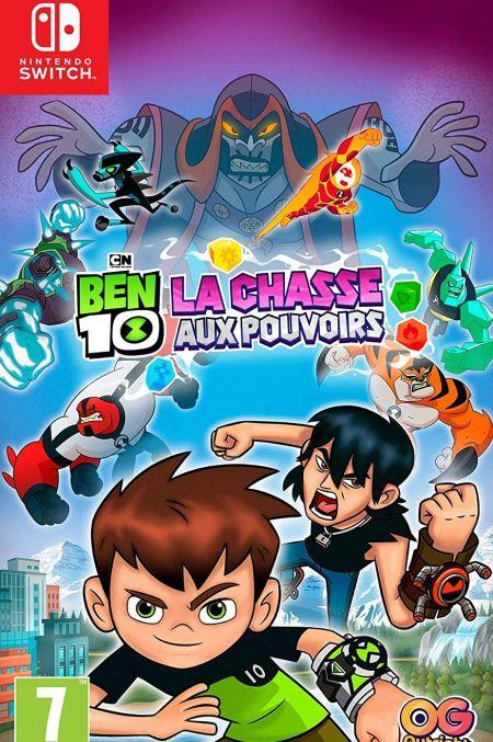 Echanger le jeu Ben 10 - La Chasse aux Pouvoirs sur Switch