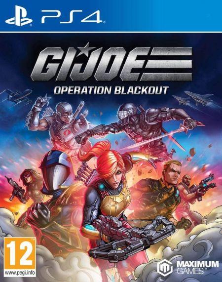 Echanger le jeu G.I. Joe Operation Blackout sur PS4
