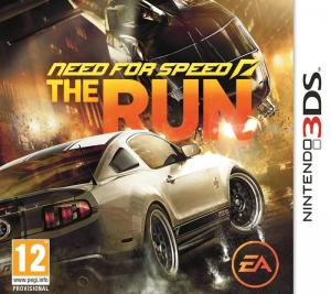 Echanger le jeu Need for Speed The Run sur 3DS