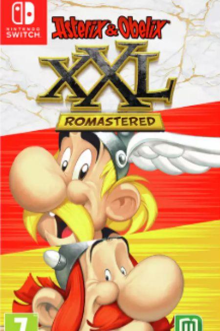 Echanger le jeu Asterix & Obelix XXL Romastered sur Switch