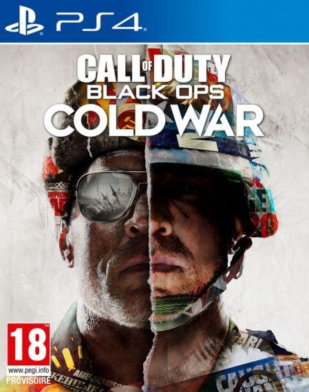 Echanger le jeu Call Of Duty Black Ops - Cold War  sur PS4